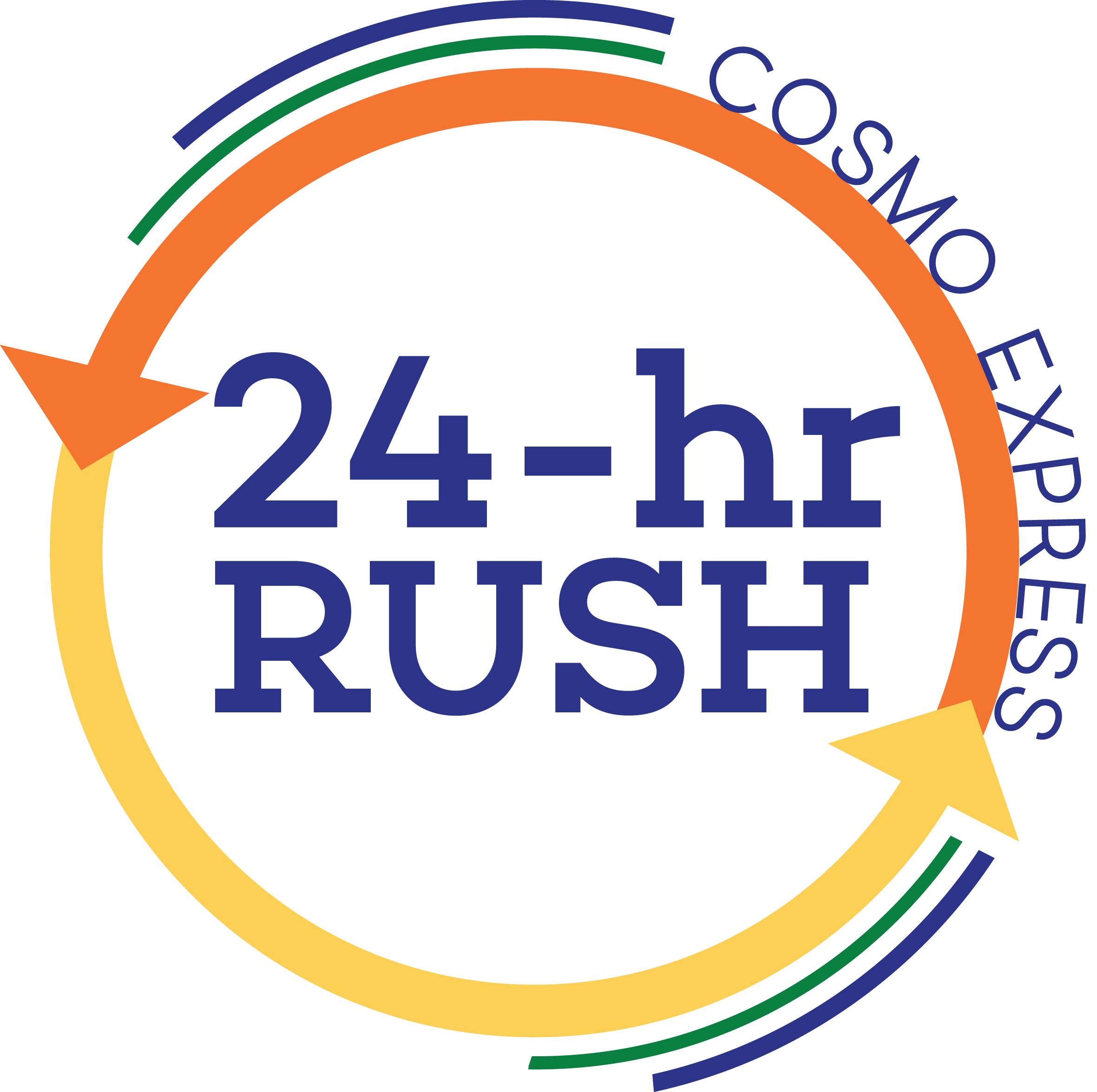 Cosmo Express 24 Hour Rush