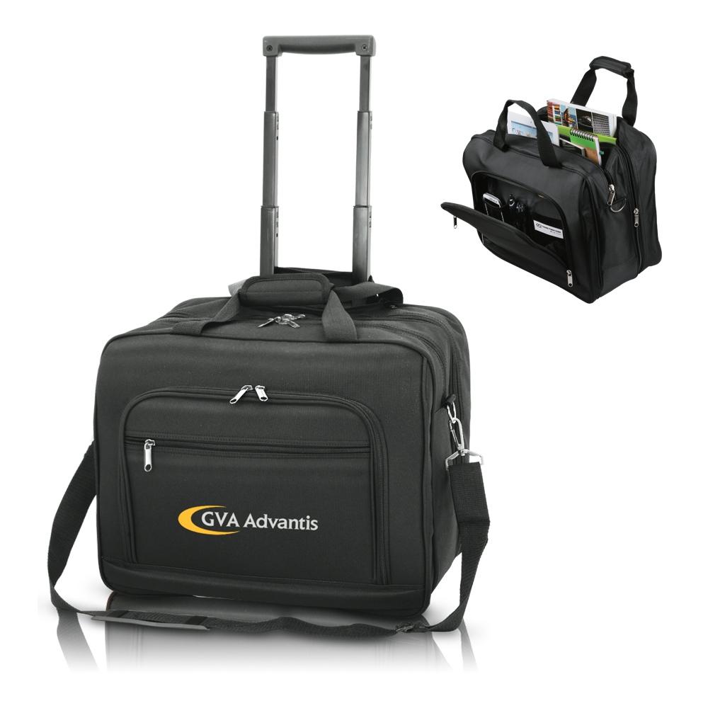 Sanford 15 4 Wheeled Laptop Case